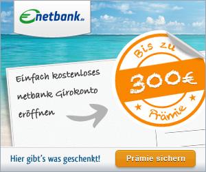 HGWG Netbank 300 Euro