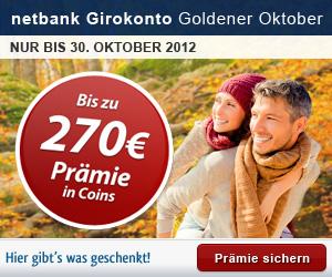 HGWG Netbank Oktober 2012