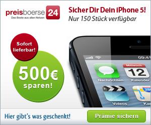 HGWG Iphone 5 preisboerse