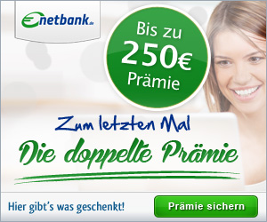 HGWG Netbank Herbstaktion