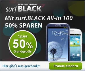 HGWG surf.BLACK All-in 100