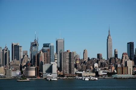 New York Lufhansa Flug