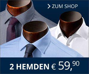 Walbusch 55 Euro 2 Hemden